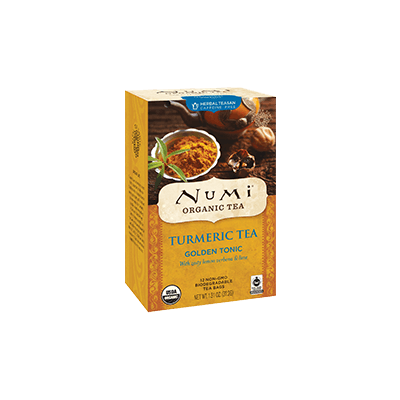 NUMI Golden Tonic (Turmeric Tea) - The Concentrated Cup
