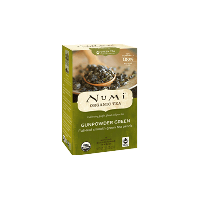 NUMI Gunpowder Green (Green Tea) - The Concentrated Cup
