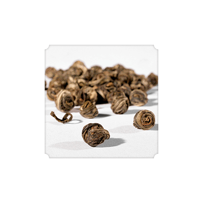 NUMI Jasmine Pearls Loose Leaf (Green Tea) - The Concentrated Cup