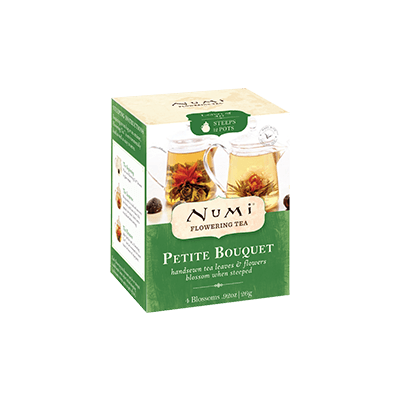 NUMI Petite Bouquet (Loose Flowering Tea) - GIFT SET - The Concentrated Cup