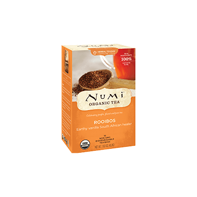 "NUMI Rooibos (Herbal Tisane/ ""Teasan"") - The Concentrated Cup"