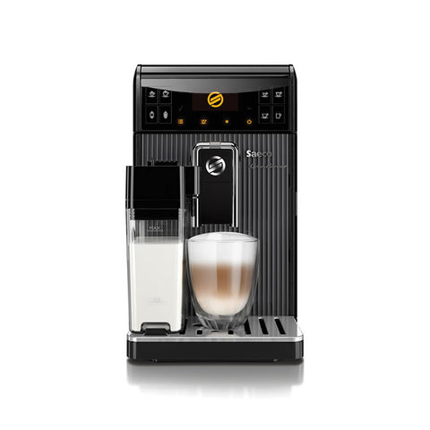 Saeco GRANBaristo BLACK Espresso Machine - The Concentrated Cup