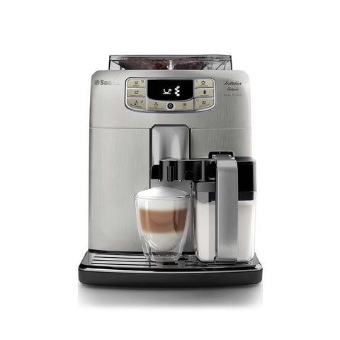 Saeco INTELIA DELUXE Espresso Machine - The Concentrated Cup