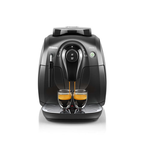 Saeco VAPORE Espresso Machine - The Concentrated Cup