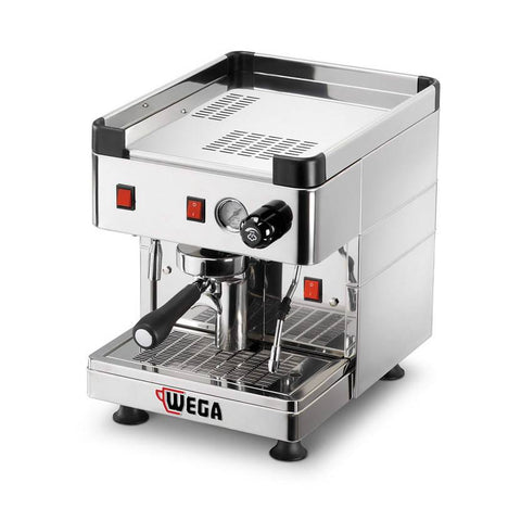 Wega MININOVA EPU Semi-Automatic Espresso Machine - The Concentrated Cup