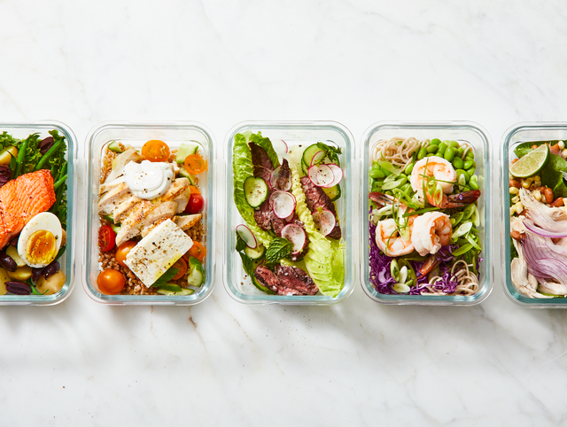 4 Tips for Easy & Successful Meal Prepping