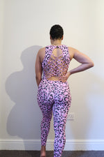 Crossroads Jumpsuit - Pink Panther
