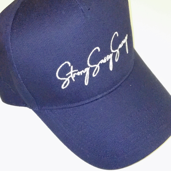 Triple Threat Hat - Navy