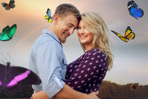 Butterfly Overlays and Photoshop Actions