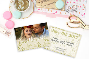 LS Save The Date Template