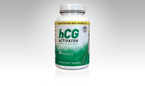 Biogenetic Laboratories HCG Activator Supplements 120-Capsule