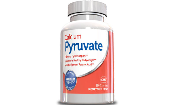 Calcium Pyruvate Dietary Supplement