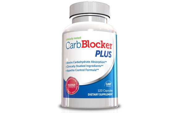 Carb Blocker Plus - White Kidney Bean Extract and Garcinia Cambogia