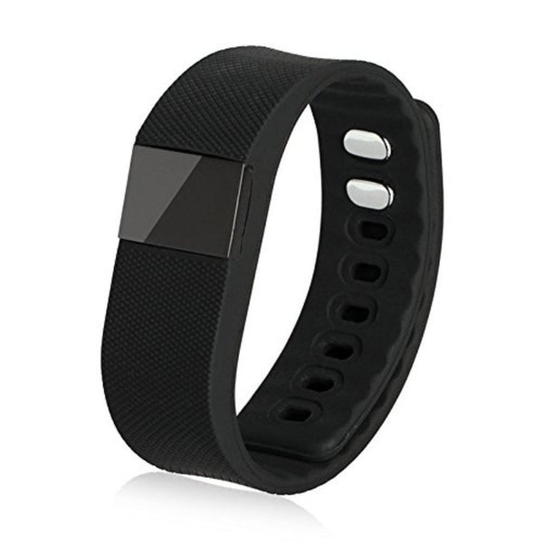 Bluetooth Fitness Bracelet Black