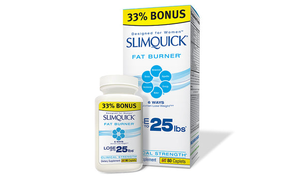 SlimQuick 80ct Bonus Bottle