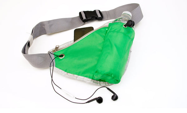 Hydration Sport Fanny Pack Green