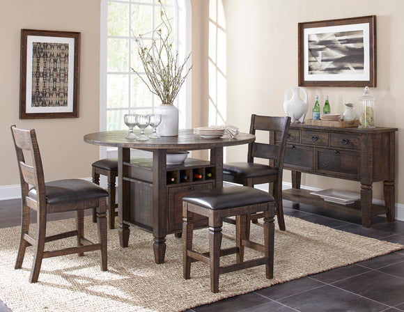 Homestead Counter Height Table Collection