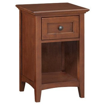 Mackenzie Collection 1 DRAWER NIGHT STAND