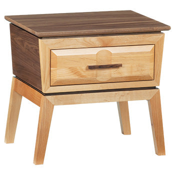 DUET Addison 1‑Drawer Nightstand