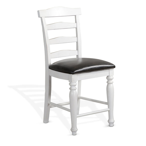 Carriage House Ladderback Barstool