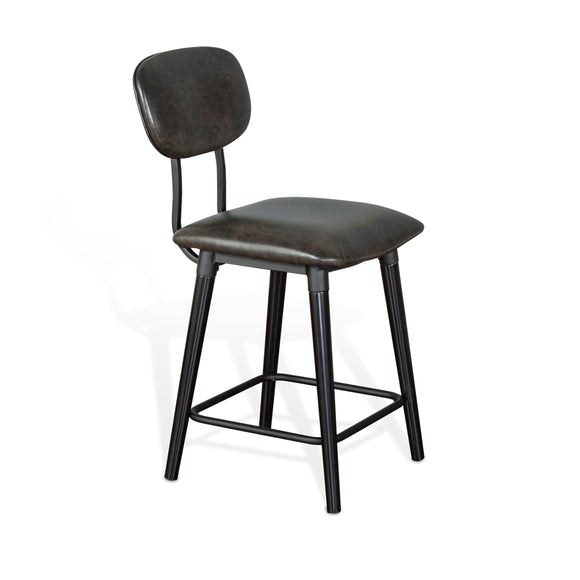 Black Counter Stool