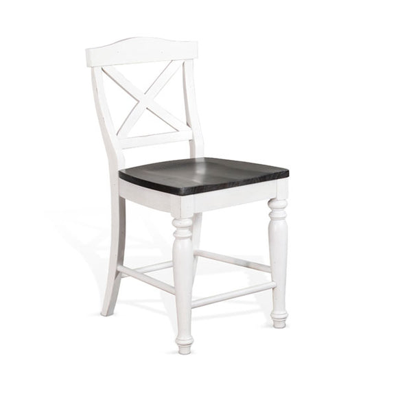 Carriage House Crossback Barstool