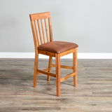 Sedona Slatback Counter Stool