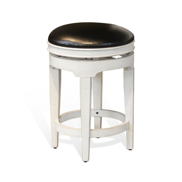 Carriage House Swivel Stool.