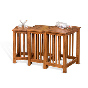 Sedona 3-Piece Nesting Table.