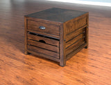 Canyon Creek End Table
