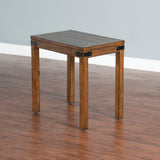 Safari Chair Side Table