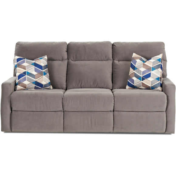 Monticello Power Reclining Sofa by Klaussner