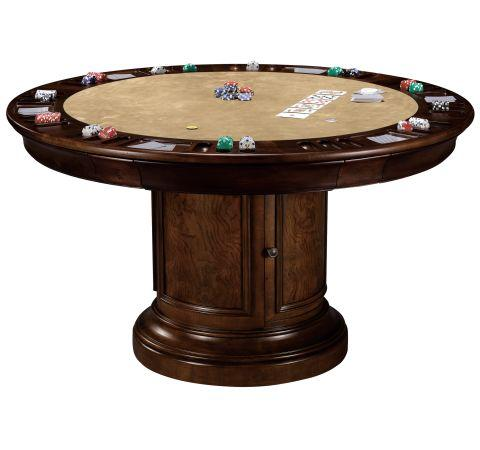 699-012 ITHACA GAME TABLE