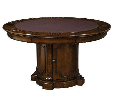 699-034 ROXBURY GAME TABLE       KI