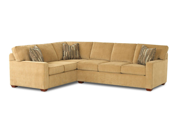 Selection II Sectional by Klaussner