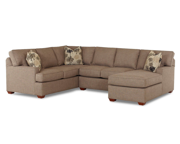 Selection III Sectional by Klaussner