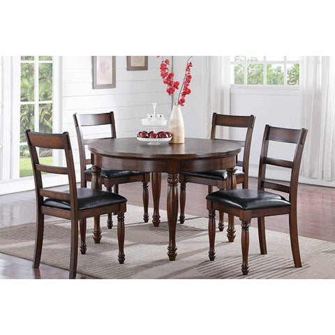 "Breckenridge 48"" Dining Height Round Table Set"