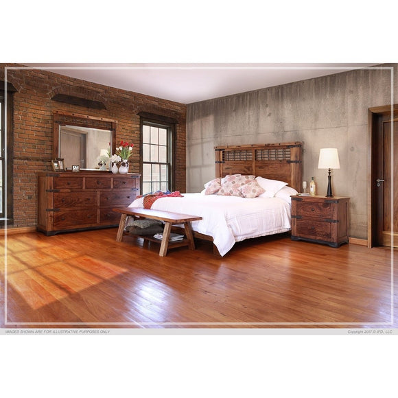 Parota Bedroom Collection