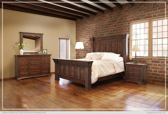 Terra Bedroom Collection
