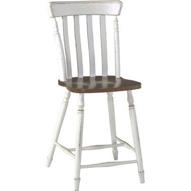 Bridgeport collection cottage stool.