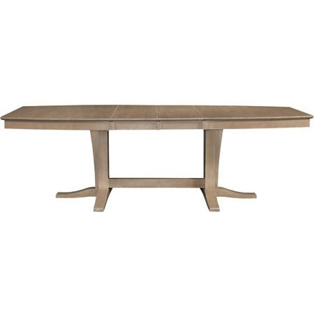 Cosmopolitan Collection Milano Double Butterfly Ext. Table