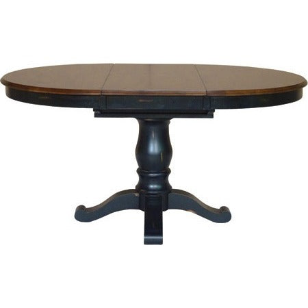 Bridgeport Collection Dining Height Extension Table.