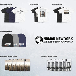 A First Look at Nomad F/W 2018 Drop 3