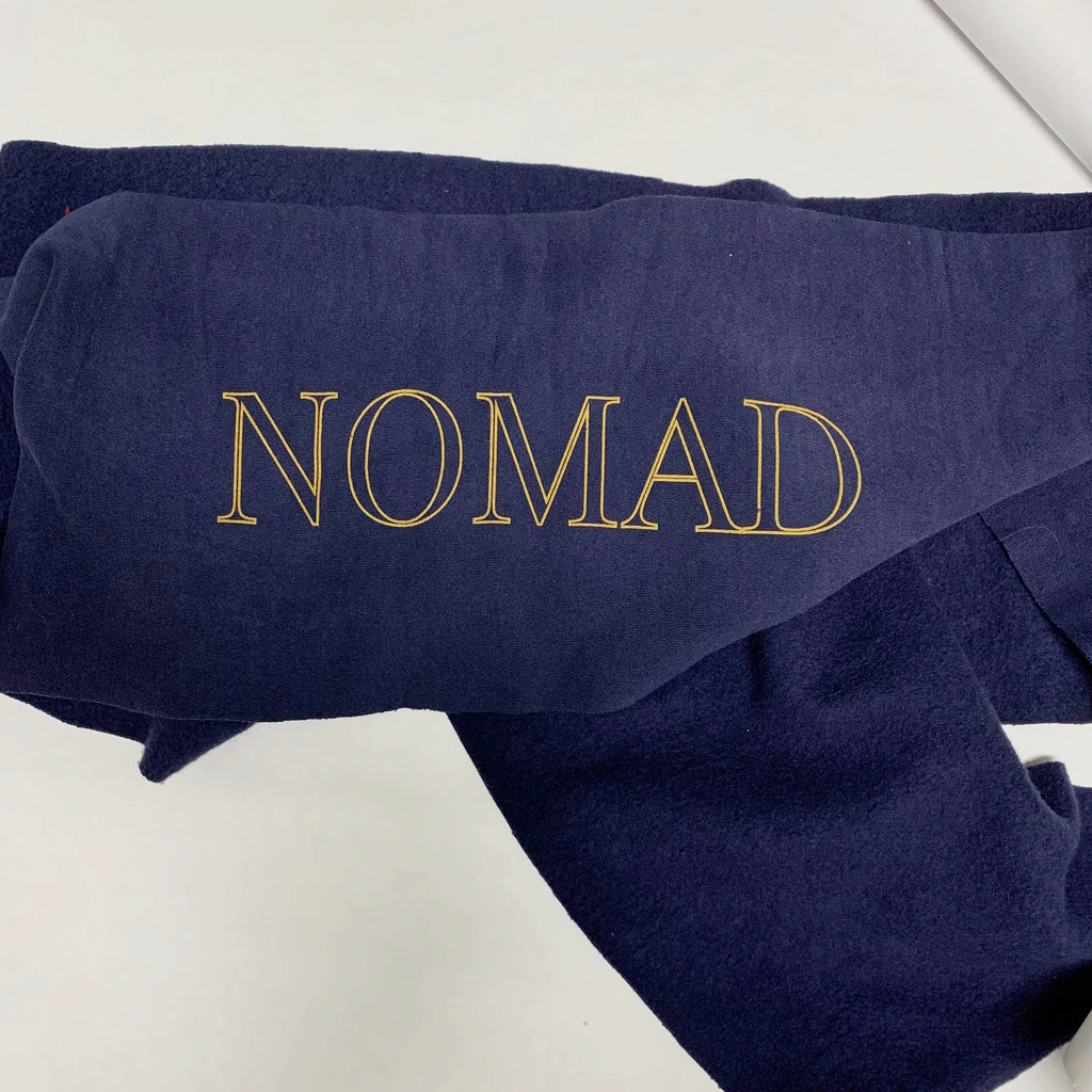 Fall 20 Preview : Nomad Cotton Fleece Scarves