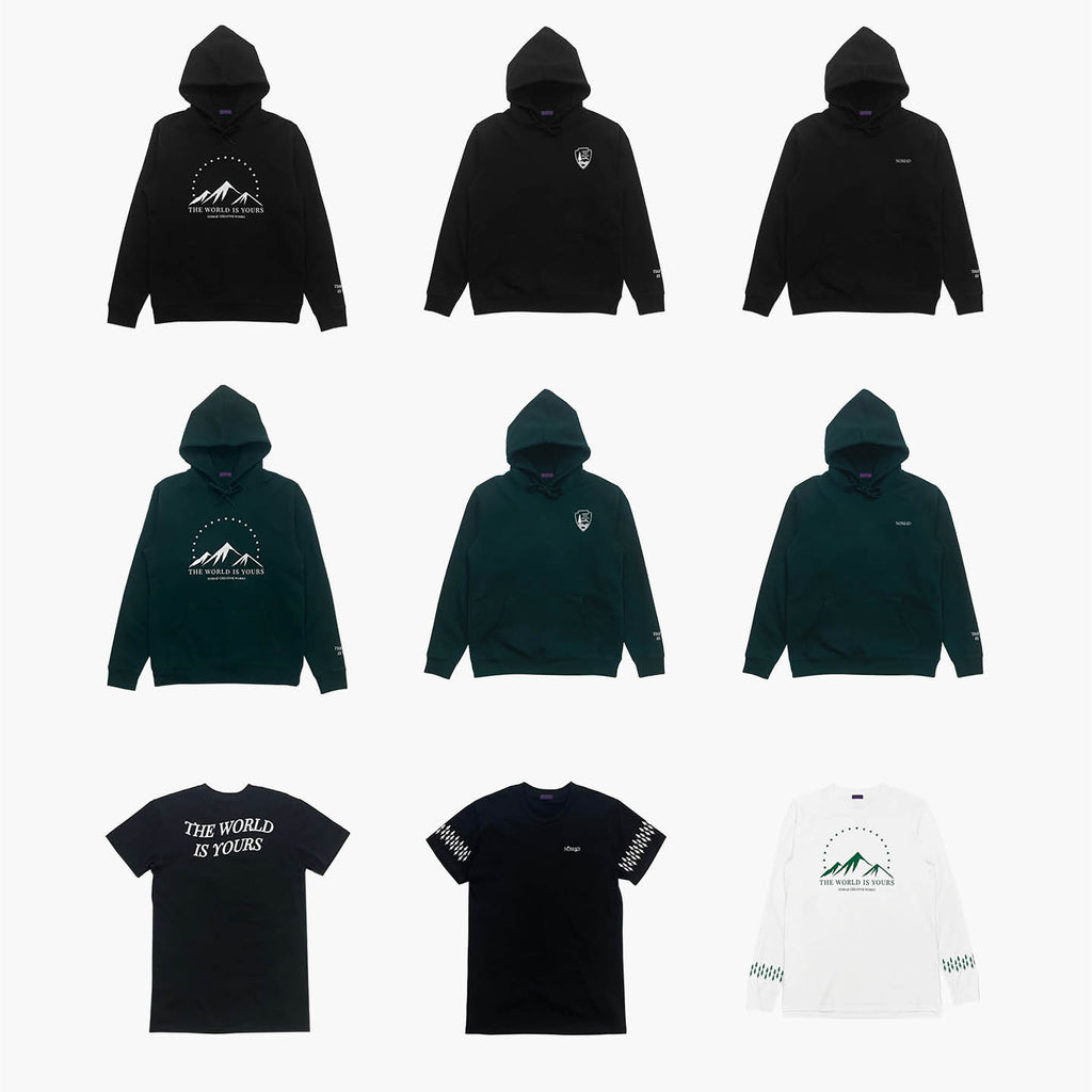 Mountain View Collection Now Available