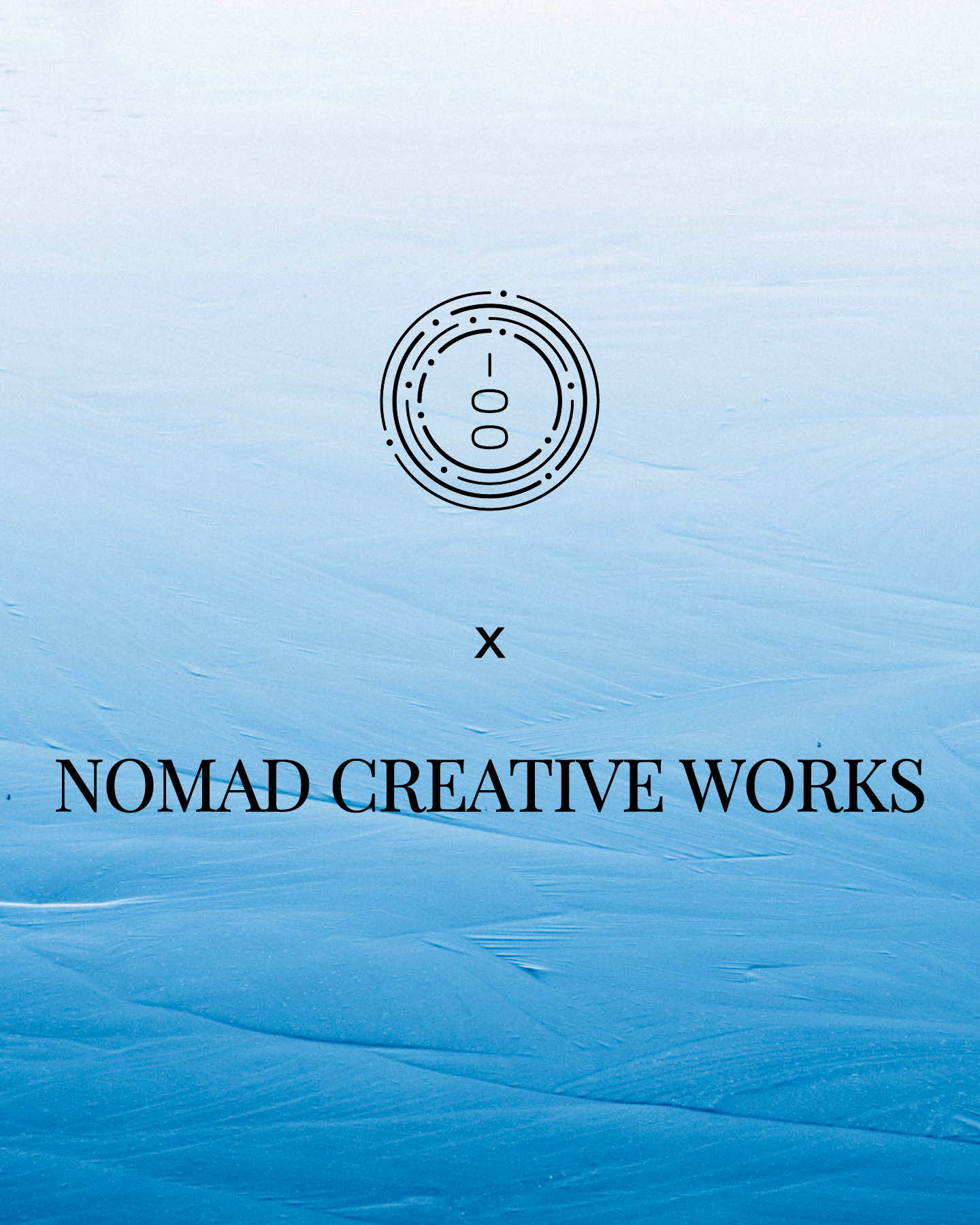 100 For All x Nomad Creative Works Collaboration