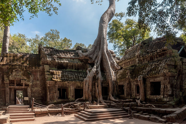 Angkor, Cambodia. 11 Cities Frozen In Time You Need To Visit. Travel and Streetwear blog by Nomad New York.