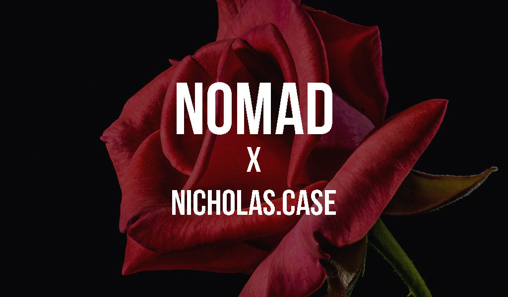 Nomad x Nicholas Case Capsule Collection