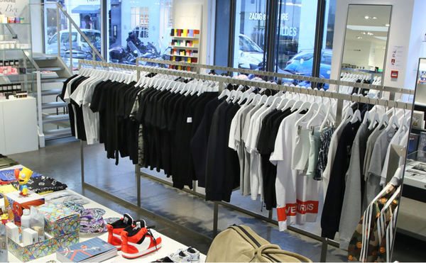 Colette Paris. Streetwear and travel blog by Nomad New York.