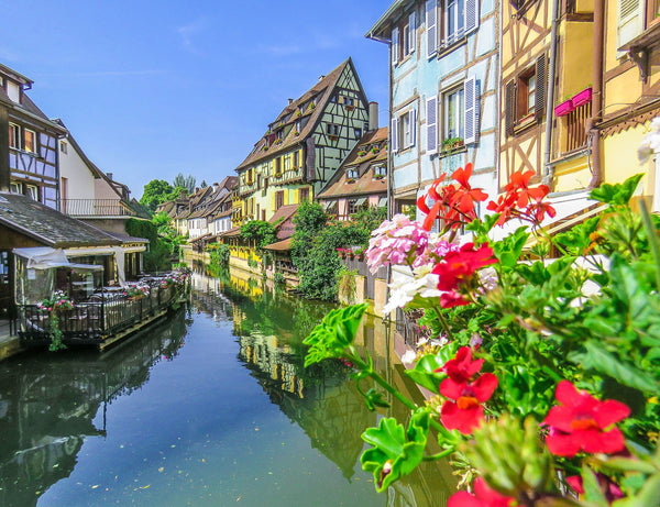Colmar, France. Venice, Italy. 11 Cities Frozen in Time You Need to Visit. Travel and Streetwear blog by Nomad New York.